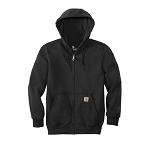 Carhartt Rain Defender Paxton Hooded Heavyweight Zip Front
