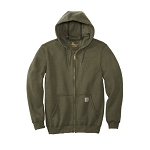 Carhartt Midweight Hooded Full Zip Sweatshirt
