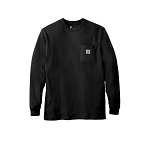 Carhartt WorkWear Pocket Tee Shirt Long Sleeve