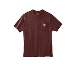 Carhartt WorkWear Pocket Tee Shirt Short Sleeve