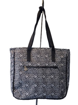 Zip Pocket Tote